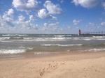 Lake Michigan - South Beach, South Haven, MI