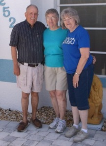 Uncle Pete, aunt Alice, and mom